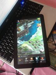 Обменяю планшет  s-104, 10 дюймов, android 4.4.2.б/у.на видеокамеру б/у.