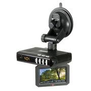 Автобильный видеорегистратор 3 в 1!