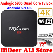 TV Box SMART TV Android приставка MXQ PRO S905