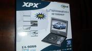 DVD плеер XPX EA 9066 диагональ 9.8 дюйма новый
