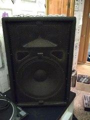 JBL Sound Factor sf 15