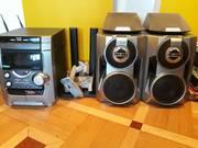 Музыкальный центр Sony HCD-BX7