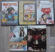 Домашняя коллекция DVD-дисков ЛОТ №1